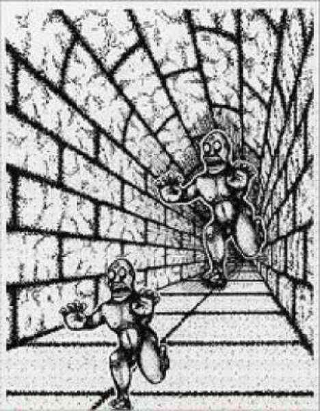 головоломки картинки обман зрения